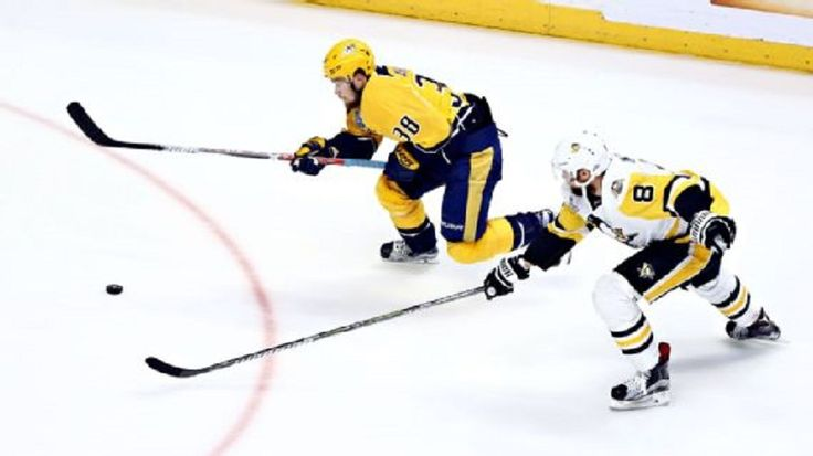 The Pittsburgh Penguins have locked up one of their young defensemen, agreeing to a deal with Brian Dumoulin on a six-year, $24.6 million contract to avoid arbitration....