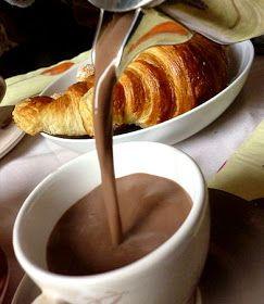 COCINA FRANCESA PARA TODOS: Chocolat Chaud o Chocolate a la Francesa