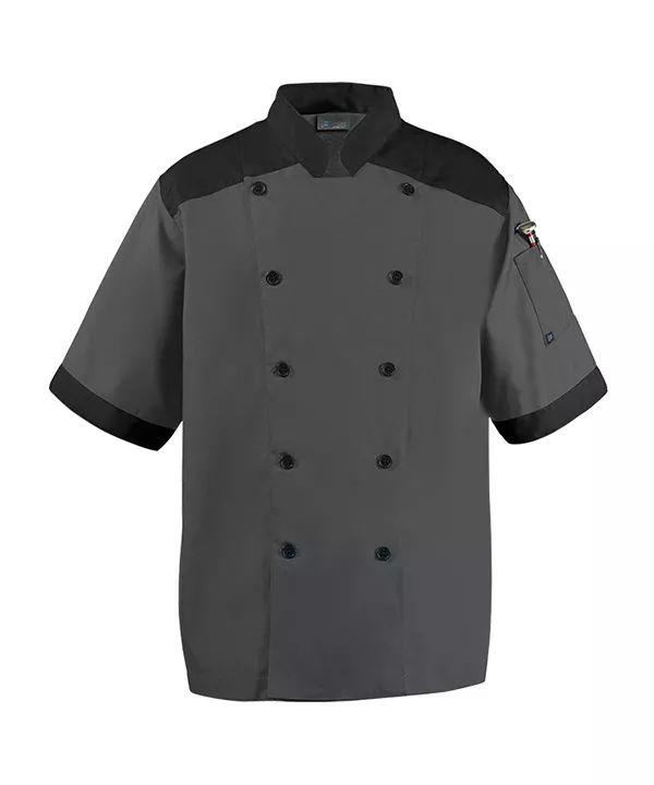 CookCool® Top Trim Chef Coat