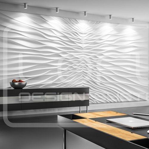 Super 3D wandpanelen gips - gipsen 3D panelen - Design your Home   Walls SI52