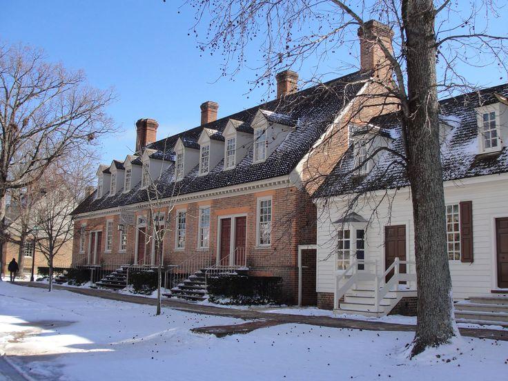 The Brick House Tavern, Colonial Williamsburg, VA.