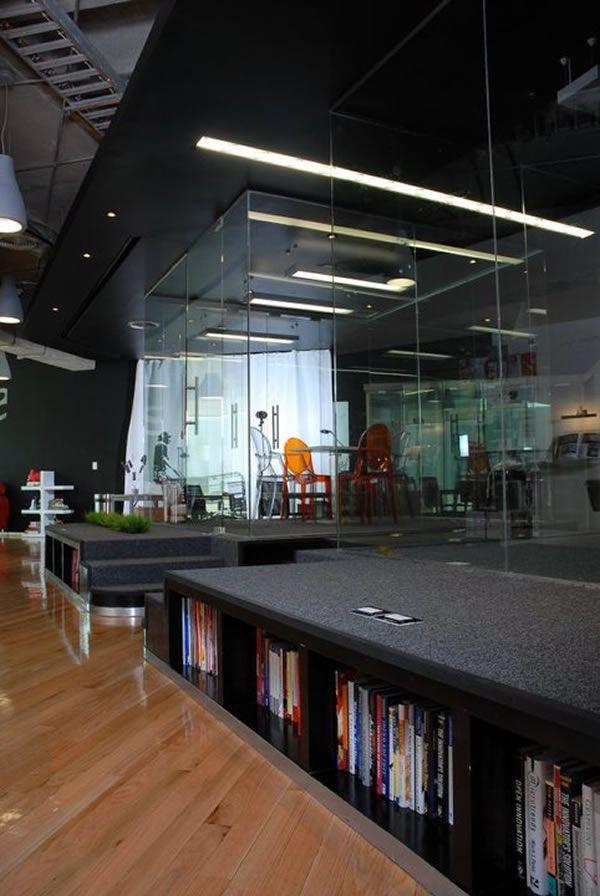 Redbox mmm Bar InteriorInterior OfficeOffice InteriorsCorporate