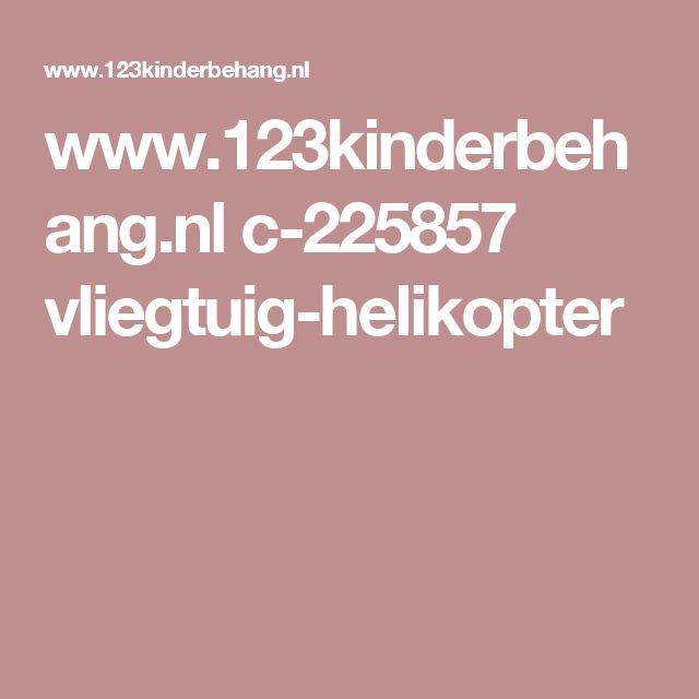 www.123kinderbehang.nl c-225857 vliegtuig-helikopter