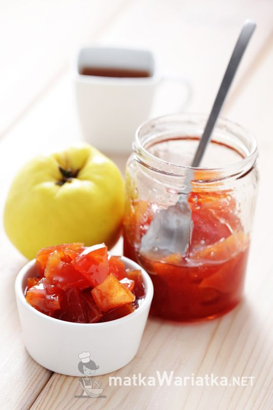 quince confiture :)