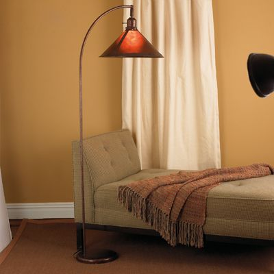 Rustic Floor Lamps - Shades of Light