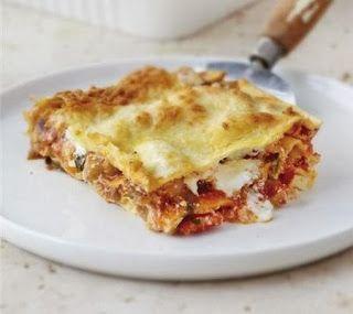SYNTAGES - ΣΥΝΤΑΓΕΣ ΜΑΜΑΚΑΣ: Οι Καλύτερες Συνταγές Μαγειρικής!: Λαζάνια φούρνου με λαχανικά