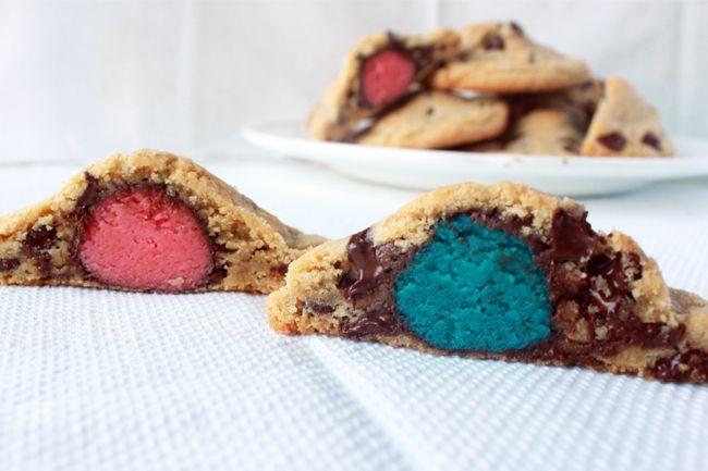 Gender Reveal Cookies!!!!