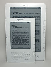 A highly detailed eReader comparison chart from Wikipedia.