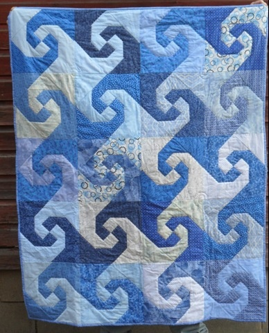 17 Best Images About Snail Trail Quilt On Pinterest Folk