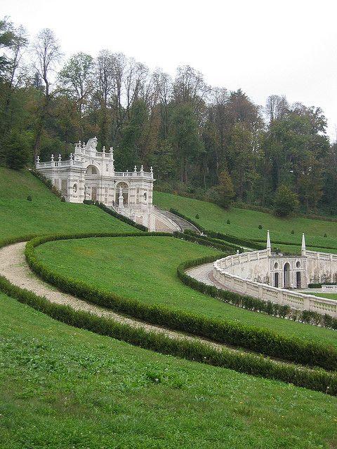 Villa della Regina, Turin, Piedmont, Italy