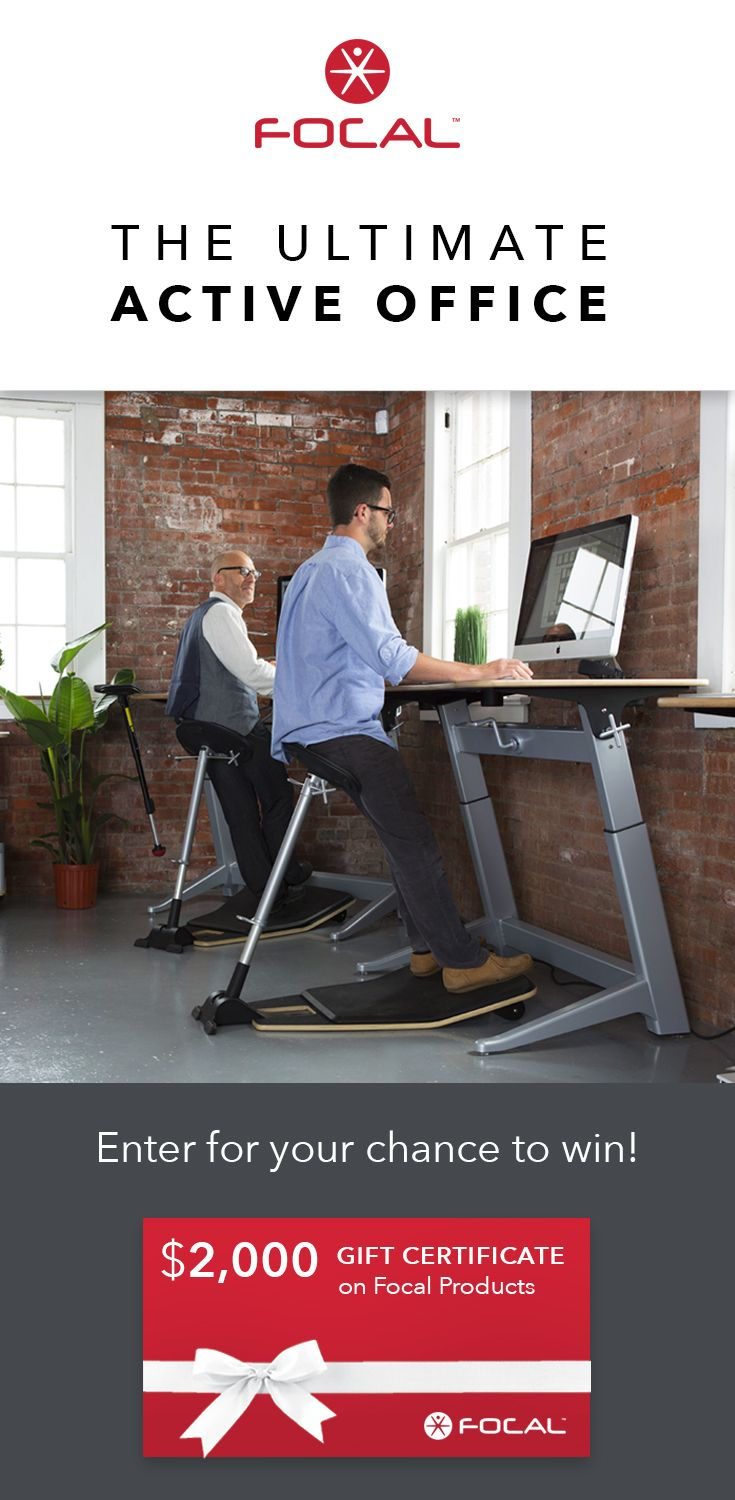 Treat Yourself This Holiday Season   Build Your Own Ultimate Active Office  With @FocalUpright