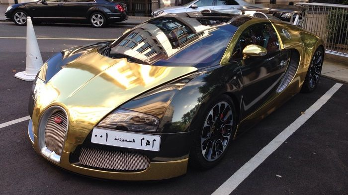 Best gold cars ever