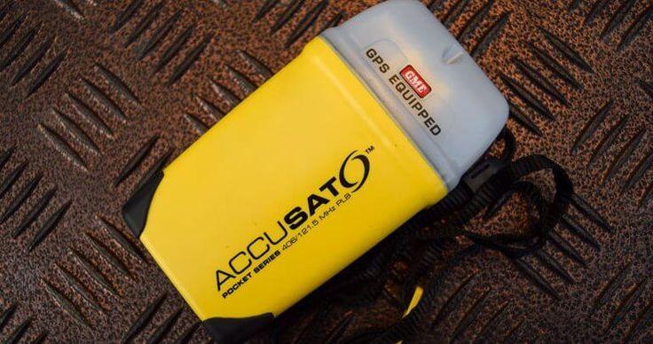 Travelling Safe with an Emergency Personal Locator Beacon – GME MT410G Review