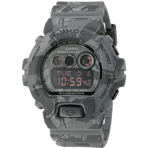 G-Shock GD-X6900MC Watches ($150) ❤ liked on Polyvore featuring jewelry, watches, g-shock, g shock watches, military fashion, sand jewelry and military jewelry