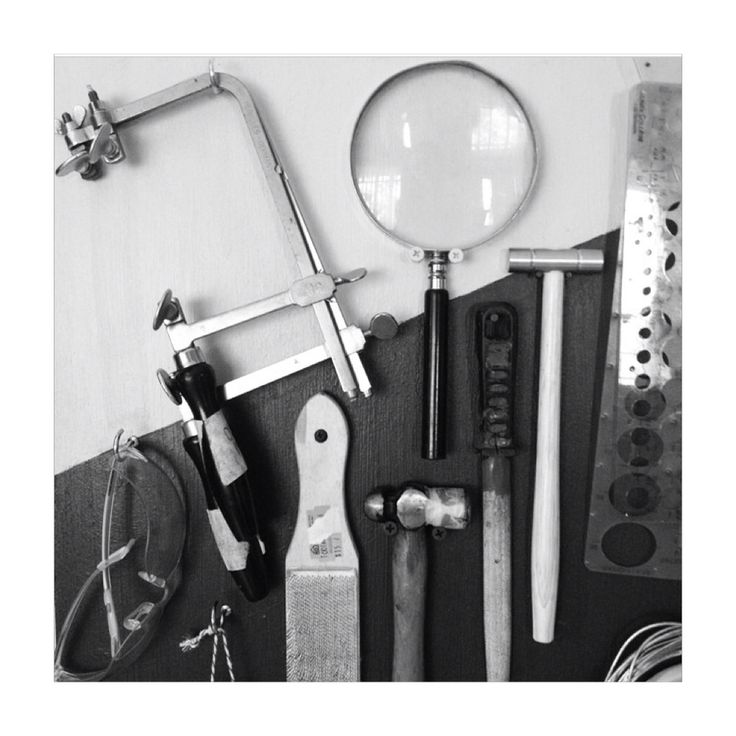 Tool board // central coast studio.