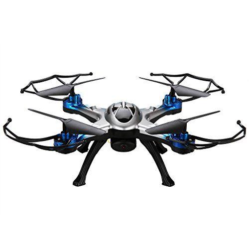 Floureon JJRC H29G Drone Quadrotor Helicopter RC Quadcopter radiocommandé 4 Voies avec télécommande/contrôleur sans fil 2.4GHz et Gyroscope…