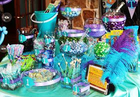 Under the sea candy bar