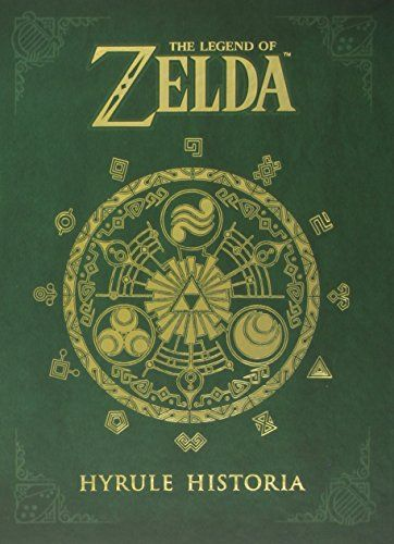 LEGEND OF ZELDA, THE - HYRULE HISTORIA