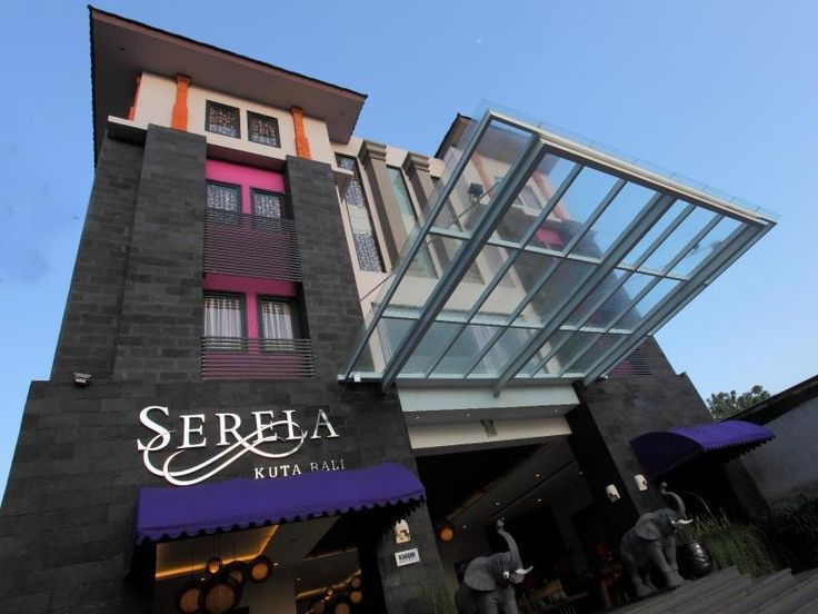 Hotel Grand Serella Kuta Bali