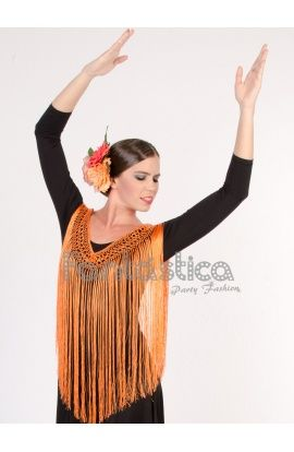 flecos para flamencas, flecos para sevillanas, flecos de colores, flecos baratos - Tienda Esfantastica