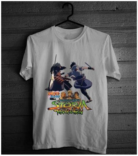 Kaos O-Neck Unisex, Cotton Combed 24s, kualitas premium standar Distro Bandung. Gambar disablon menggunakan teknologi…