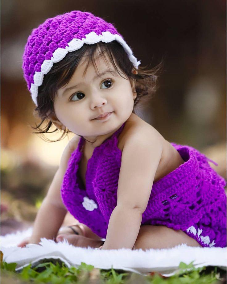 Pin by Albeli Laila on Kidzzz Zone | Cute baby girl photos ...