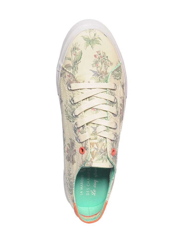 le coq sportif Anney Print Low Trainers