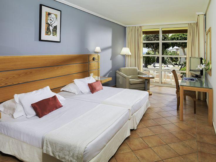 Habitación Doble / Double Room  #h10rubiconpalace #rubiconpalace #h10hotels