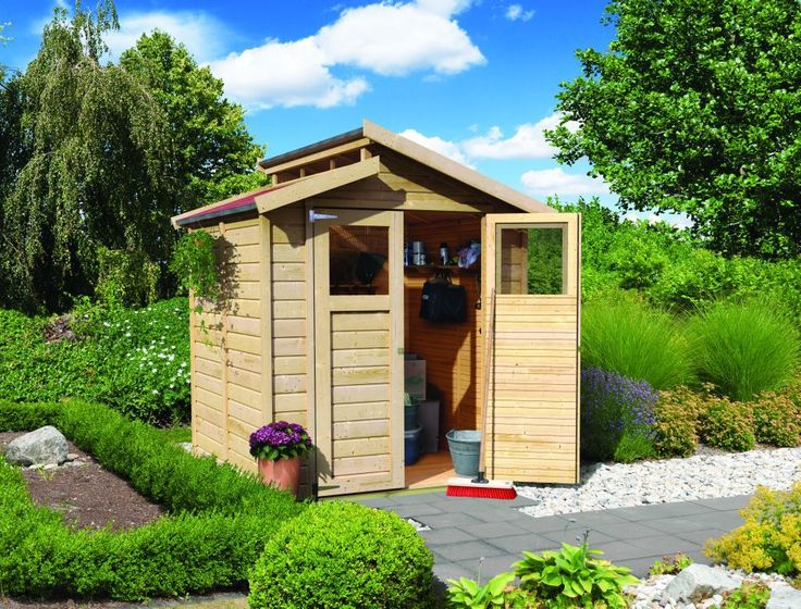 82 best images about abris de jardin bois on pinterest madeira ontario and 16. Black Bedroom Furniture Sets. Home Design Ideas