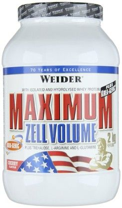 Weider Nutrition Zell Volume Plus 2 Orange 2000 g
