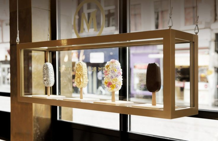 Pleasure Store | Magnum NYC | Add toppings like Rose Petals and Hymalian Pink Salt? Oh Yes!