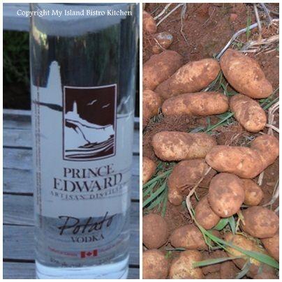 Prince Edward Island (#PEI) #Potato #Vodka http://www.princeedwarddistillery.com/home.php