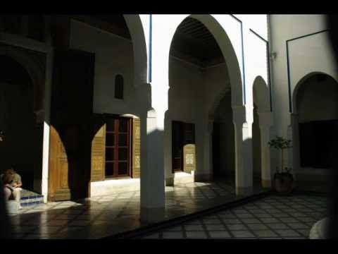 Fotos de: Africa - Marruecos - Marraquech - Palacio Bahia 2ª parte