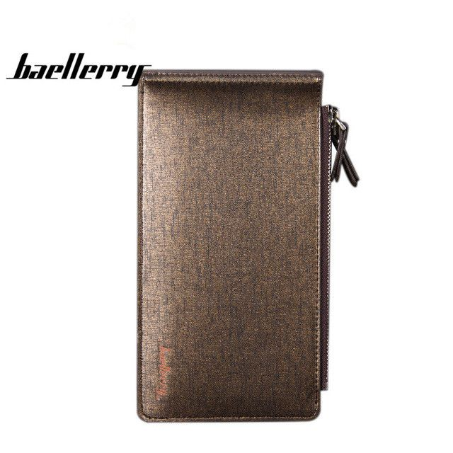 Baellerry 3 in 1 Credit Card, Purse, Porta Carte Di Credito, Personalized Cell Phone Wallet Card Holder