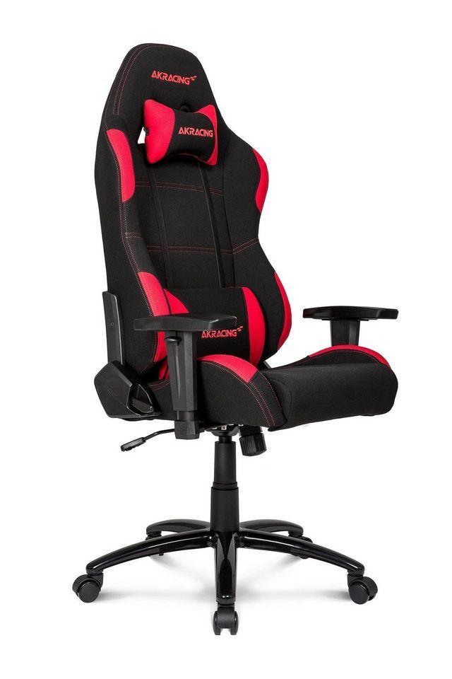 Akracing Core Gaming Stuhl »schwarzrot«Living Lendenkissen Ex yYbv6f7g