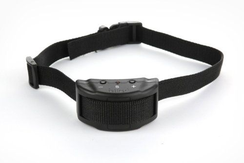 $30 - Petiner Basic No bark control collar Petiner http://www.amazon.com/dp/B00JKER2YE/ref=cm_sw_r_pi_dp_Knp3tb18N63NK6E3