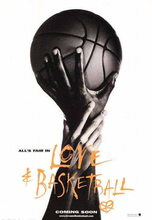 Love and Basketball Movie Poster 2000