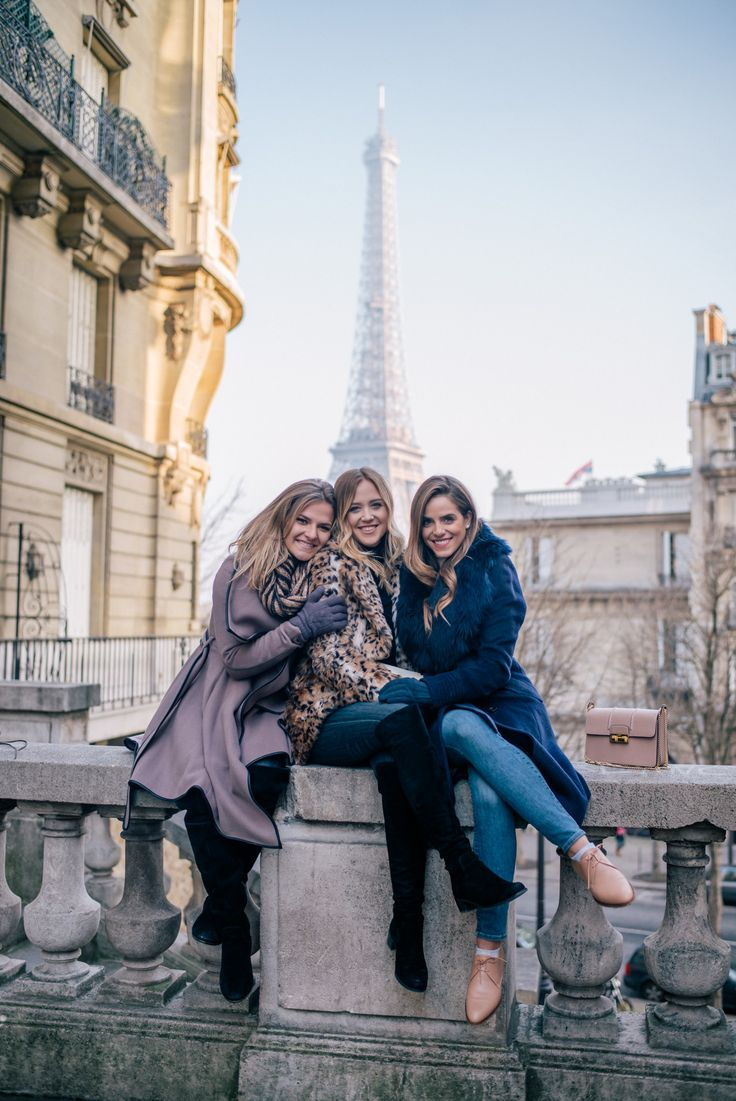 Gal Meets Glam Winter Guide To Paris - Navy coat by Sentaler, c/o