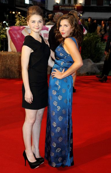 Jessica Barden Photos Photos - Jessica Barden (L) and Charlotte Christie attend the 'Tamara Drewe' UK film premiere in aid of The Princes Foundation at Odeon Leicester Square on September 6, 2010 in London, England. - Tamara Drewe - UK Film Premiere In Aid Of The Princes Foundation - Arrivals