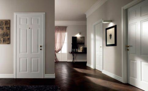 белые двери в интерьере - Поиск в Google