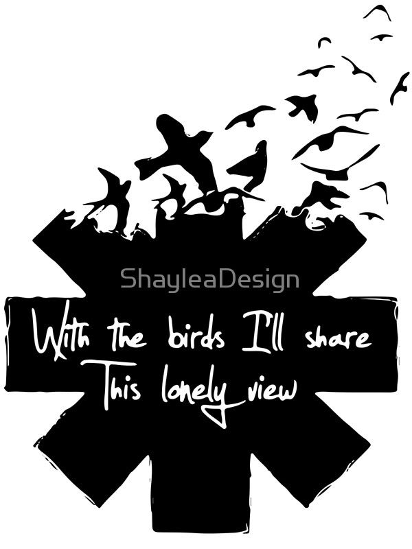 Buy this artwork on wall prints, t-shirts, bags, phone case, scarf, leggins, stickers, and much more.  The Birds, With the Birds I'll Share This Lonely View. , film, alfred hitchcock, horror, vintage, classic ,retro, birds, vector art, minimal