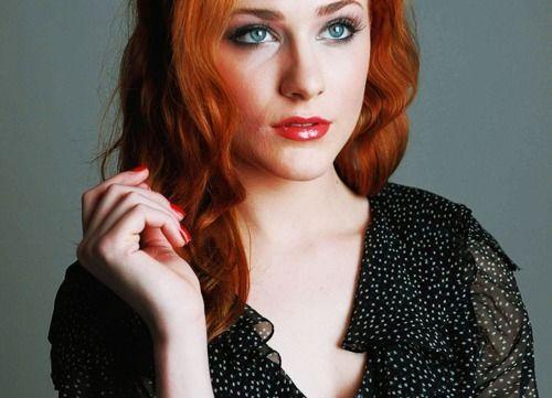 Girl rachel trophy redhead simpson