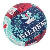 Gilbert ANZ Champ Vixens Support Netball