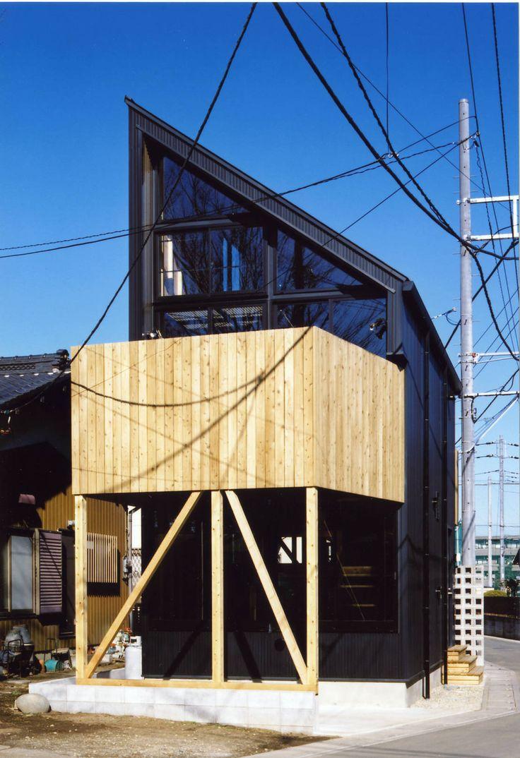 敷地面積も予算も無く建てられた快適な住宅とは?「狭小ローコスト住宅」