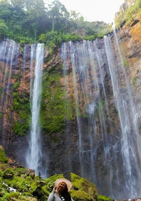 Tumpak sewu, Pronojiwo, Lumajang East Java