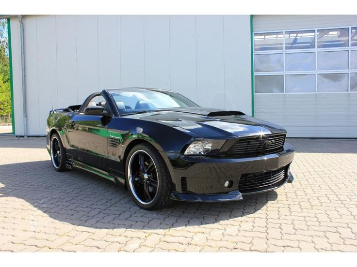 Ford Mustang Eleanor - Cervini