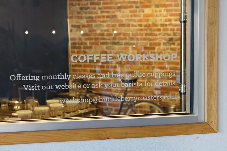 Learning How To Coffee At Huckleberry Roasters In Denver http://sprudge.com/the-coffee-workshop-at-huckleberry-115813.html