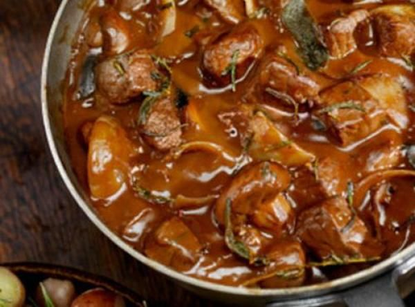Gordon Ramsay's Speedy Beef Bourguignon Recipe