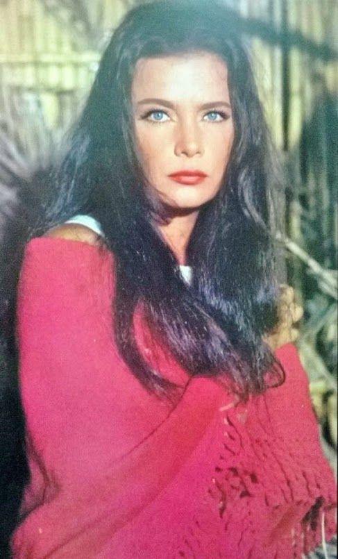 Jenny Karezi (born in Athens on 12 January 1934 - 27 July 1992) - popular Greek film and stage actress. She was born with name Eugenia Karpouzi.