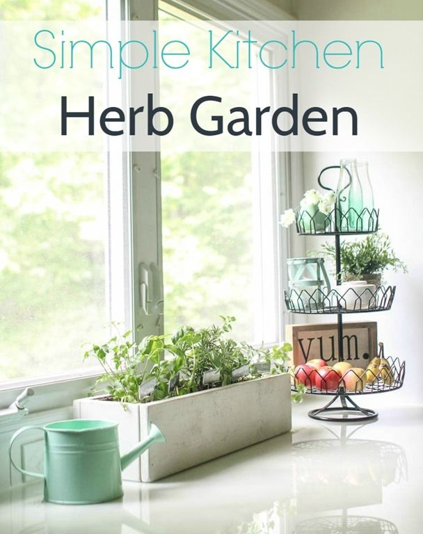 Simple Kitchen Herb Garden 1973 best crafty home projects images on pinterest